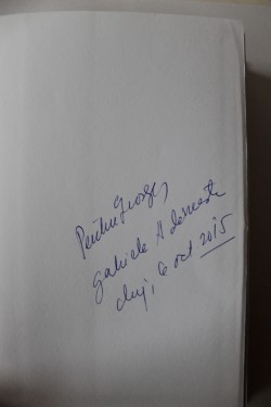 Gabriela Adamesteanu - Opere I-II (2 vol. hardcover, Gara de Est. Intalnirea. Dimineata pierduta) (vol. II contine autograf)