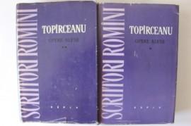 George Topirceanu - Opere alese (2 vol., editie hardcover)