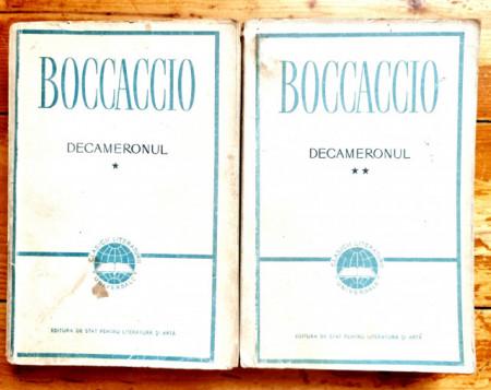 Giovanni Boccaccio - Decameronul (2 vol.)