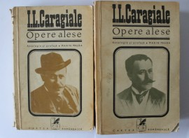 I. L. Caragiale - Opere alese (2 vol.)