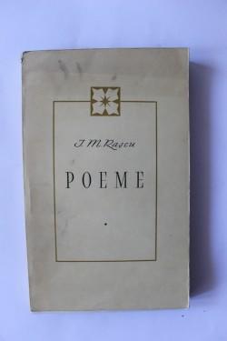I. M. Rascu - Poeme