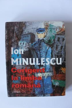 Ion Minulescu - Corigent la limba romana