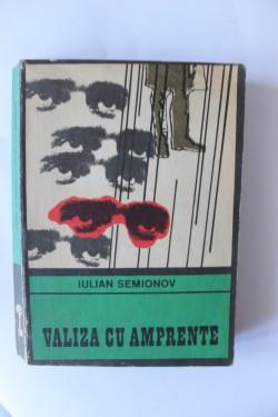 Iulian Semionov - Valiza cu amprente