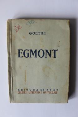 J. W. Goethe - Egmont