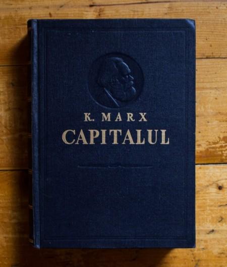 Karl Marx - Capitalul (vol. I, editie hardcover)