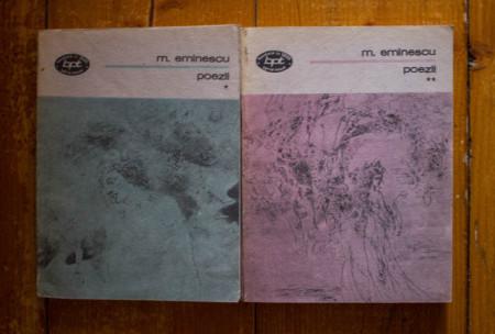 Mihai Eminescu - Poezii (2 vol.)