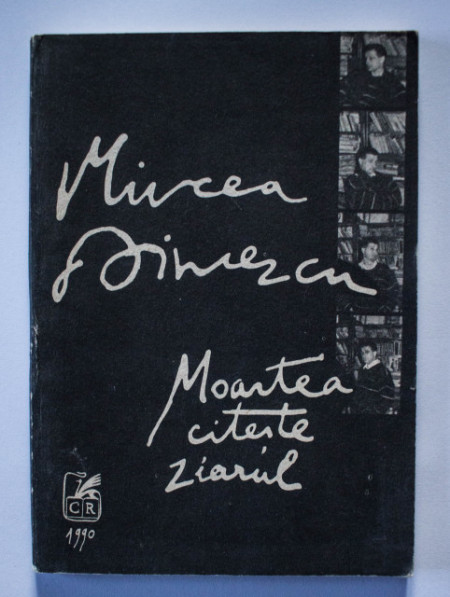 Mircea Dinescu - Moartea citeste ziarul