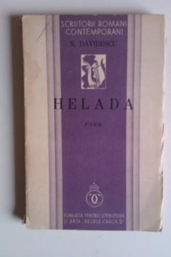 N. Davidescu - Helada