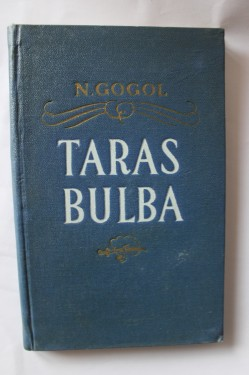 N. V. Gogol - Taras Bulba (editie hardcover, in limba germana)