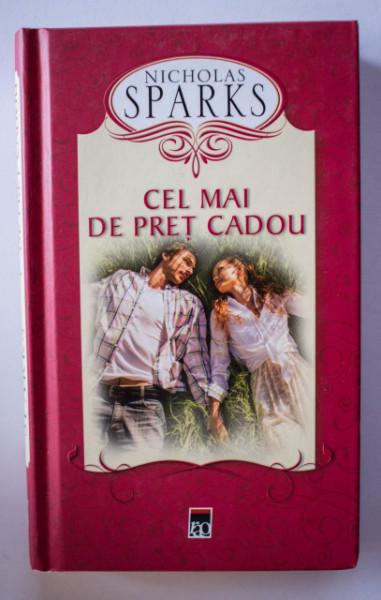 Nicholas Sparks - Cel mai de pret cadou (editie hardcover)
