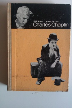 Pierre Leprohon - Charles Chaplin (editie hardcover)