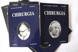 Revista Chirurgia - 11 numere