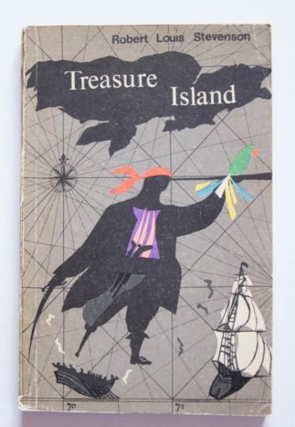 Robert Louis Stevenson - Treasure Island (editie in limba engleza)