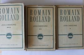 Romain Rolland - Jean-Cristophe (3 vol., editie hardcover)