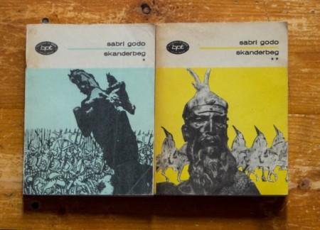Sabri Godo - Skanderbeg (2 vol.)