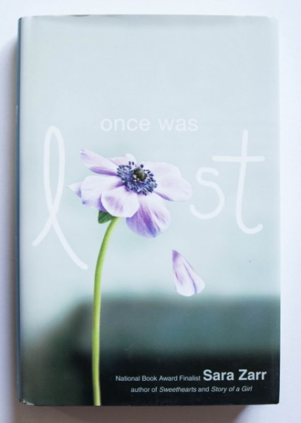 Sara Zarr - Once Was Lost (editie hardcover)