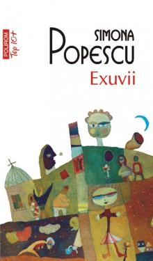 Simona Popescu - Exuvii