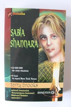 Terry Brooks - Sabia Shannara