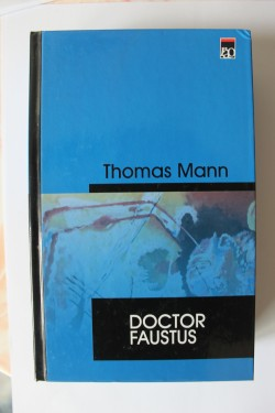 Thomas Mann - Doctor Faustus (editie hardcover)
