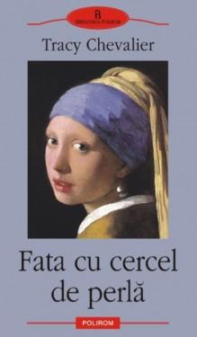 Tracy Chevalier - Fata cu cercel de perla