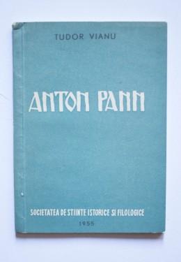 Tudor Vianu - Anton Pann