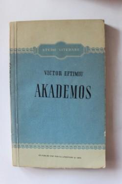 Victor Eftimiu - Akademos