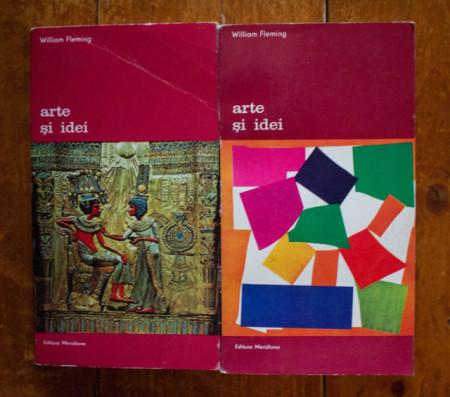 William Fleming - Arte si idei (2 vol.)