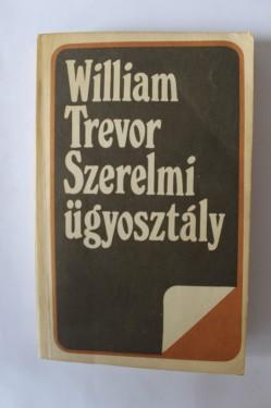William Trevor - Szerelmi ugyosztaly
