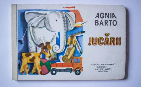 Agnia Barto - Jucarii (editie hardcover)