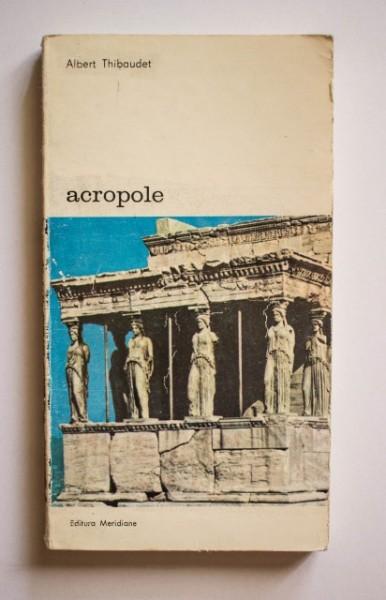 Albert Thibaudet - Acropole