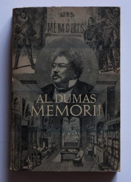 Alexandre Dumas - Memorii