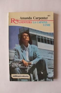 Amanda Carpenter - Aventura la capatul lumii
