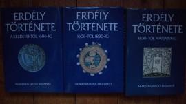 Colectiv autori - Erdely tortenete. Tanulmanyok Erdely tortenete (4 vol., editii hardcover)