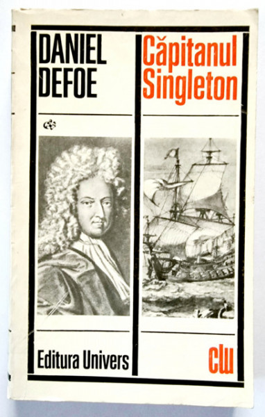 Daniel Defoe - Capitanul Singleton