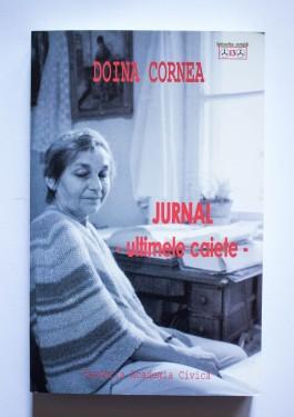 Doina Cornea - Jurnal. Ultimele caiete