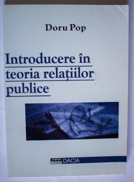 Doru Pop - Introducere in teoria relatiilor publice