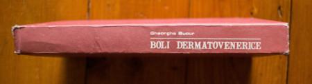 Dr. Gheorghe Bucur - Mica enciclopedie. Boli dermatovenerice (editie hardcover)