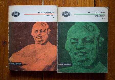 E. R. Curtius - Balzac (2 vol.)