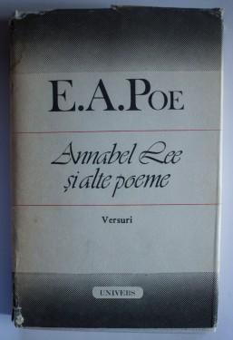 Edgar Allan Poe - Annabel Lee si alte poeme (editie hardcover)