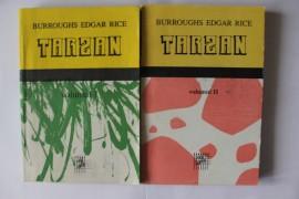 Edgar Rice Burroughs - Tarzan din neamul maimutelor. Intoarcerea lui Tarzan (2 vol.)