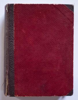Emil Isac - Notitele mele (editie hardcover, interbelica, frumos relegata)