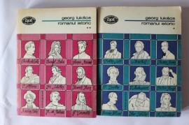 Georg Lukacs - Romanul istoric (2 vol.)