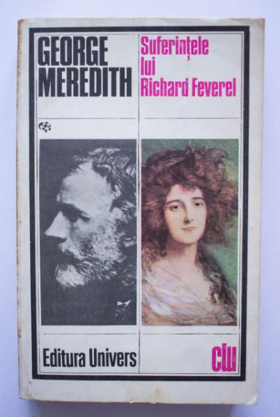 George Meredith - Suferintele lui Richard Feverel