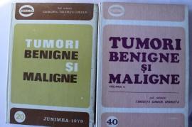 Georgeta Tarabuta-Codrun - Tumori benigne si maligne (2 vol., editie hardcover)