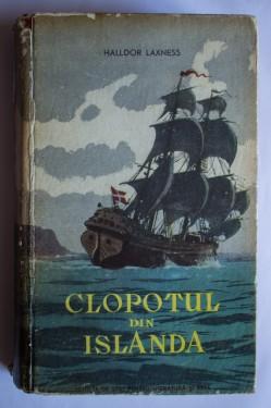 Halldor Laxness - Clopotul din Islanda (editie hardcover)