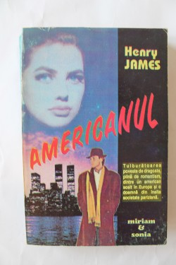 Henry James - Americanul
