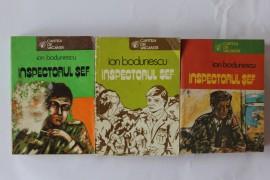 Ion Bodunescu - Inspectorul sef (3 vol.)
