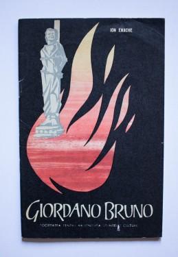 Ion Enache - Giordano Bruno