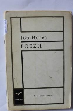 Ion Horea - Poezii