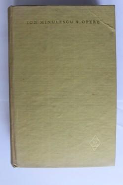 Ion Minulescu - Opere I. Versuri (editie hardcover)